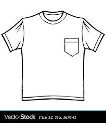 pocket tee template printable shirt pocket pattern monogrammed t