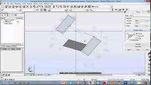 تحليل و تصميم الدرج stairs analysis by robot structural analysis