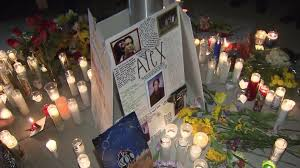 memorial honors 5 men killed in fiery crash in chino victims id u0027d