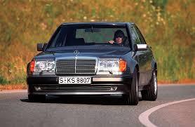 mercedes w 124 1991 1994 mercedes 500e e500 w124 revisited