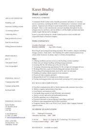 resume examples job description sample intended for cashier 19