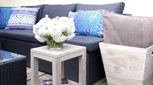 canapé de jardin design salon de jardin design ventes privées westwing
