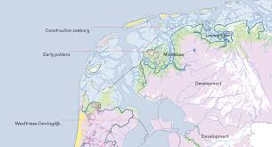 netherlands height map history dikes
