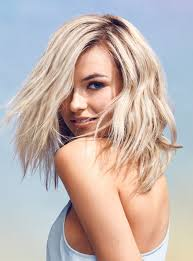 mid length blonde hairstyles 46 trendy medium length blonde haircuts for girls 2017 2018