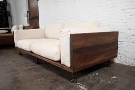 Two Cushion Sofa by Nuevo V44 Two Cushion Sofa
