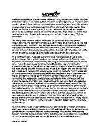 Good descriptive essays Home   FC
