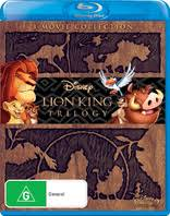 lion king 3 blu ray special edition australia