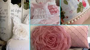 Home Decor Shabby Chic by Diy Shabby Chic Style Cushion Decor Ideas Home Decor