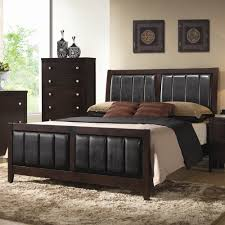 coaster fine furniture 202091 carlton bed mine