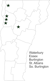 Map Vermont The Vermont Foundation Of Recovery
