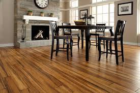 Ideas For Bamboo Floor L Design Creative Idea Dining Room Design With Fireplace Near Black