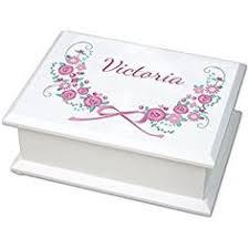 personalized photo jewelry box personalized ballerina jewelry box personalized jewelry boxes