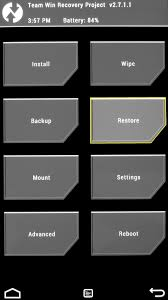 ultimate guide using twrp only custom recovery you u0027ll