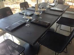 Restaurant Table Tops by Reclaimed Wood Restaurant Tables