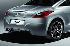 peugeot rcz tuning new special edition peugeot rcz onyx is only for france and germany