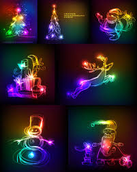 symphony christmas light vector graphics u2013 over millions vectors