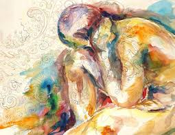 Items Similar To Art Print - 93 best art my watercolors images on pinterest watercolor