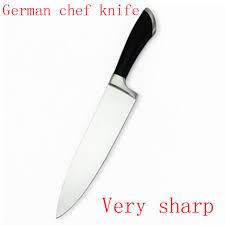 couperet de cuisine haute qualité couteaux de cuisine en acier inoxydable japonais