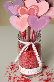 Valentine S Day Decorating Ideas Pinterest by Top 10 Pinterest Valentine U0027s Day Gift Ideas And Diy Homemade