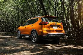 2017 nissan rogue first drive review gunning for 1