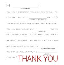 wedding gift thank you notes 8 unique wedding thank you card ideas mixbook