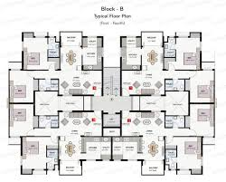 contemporary home floor plans brilliant modern house floor plans with luxury 1024x1024 amazing