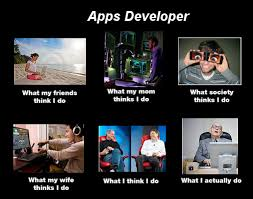 Meme Apps - apps developer meme what i actually do developer memes