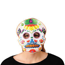 day of the dead masks day of the dead mask