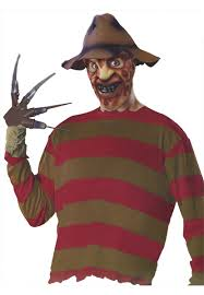 freddy krueger costume men s freddy krueger costume costumes