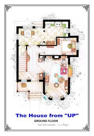 floor plan for the house from