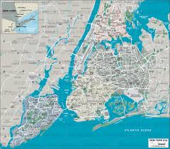 Map Of New York City Attractions Pdf by Geoatlas City Maps New York City Map City Illustrator Fully