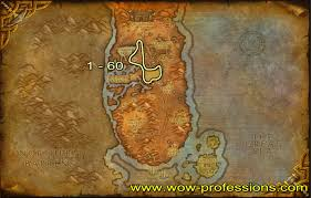 World Of Warcraft Map Wow Skinning Guide 1 800 Legion Skinning Leveling Guide