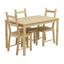 Ikea Chair 51 Off Ikea Ikea Ingo Pine Table With Ivar Pine Chairs Tables