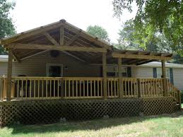 Pictures Of Deck Roofs by Gables Minden Bossier City Shreveport La Sunset Decks And