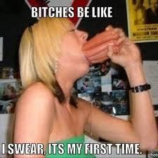 Slut Meme - mandy dennis smith of buchanan va having her pic taken while