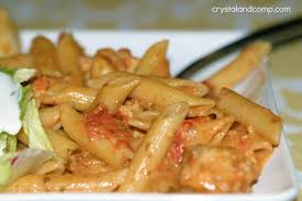 crystalandcomp easy recipes vodka chicken pasta no alcohol recipe