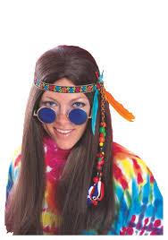 halloween hippie costume beaded feather headband hippie halloween costume accessories