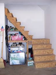 garage stairs to attic garage and walk up attic stairs to walk