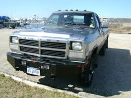 aftermarket dodge truck bumpers let s see some aftermarket custom bumpers page 2 dodge