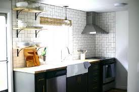 all about our diy butcher block countertops create enjoy we had a tight budget for our kitchen reno at our fixer upper so we chose to keep our oak cabinets we painted them and needed an affordable countertop