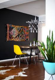 Hanging Rugs On A Wall How To Hang A Rug As Wall Art Chairish Blog