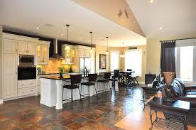 open floor plan kitchen dining living room beauteous birdcages