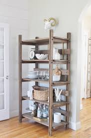dining room shelves open shelving styling tips tricks city farmhouse