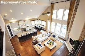 Floor Plan Downton Abbey Communities Model Detail Grand Homes New Home Builder In