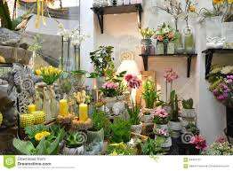 Flower Shop Interior Pictures Flower Shop Stock Photo Image 64405722