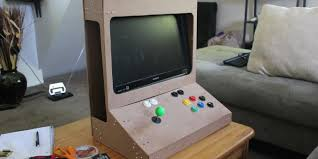Xbox Arcade Cabinet Project Build A Retropie Arcade Cabinet With Removable Screen