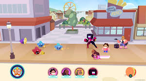 steven universe games attack the light look out for steven universe save the light this summer