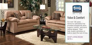 Upholstery Encino Simmons Upholstery Wayfair Sofa And Loveseat Leather Foter 6769