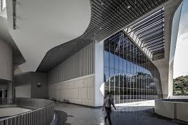 stephen riady centre dp architects archdaily