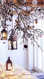 Tree Branch Decor 30 Inventive Diy Concepts For Rustic Tree Branch Chandeliers